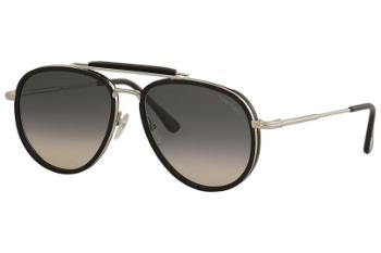 Tom Ford Women's Tripp TF666 TF/666 Pilot Sunglasses UPC: