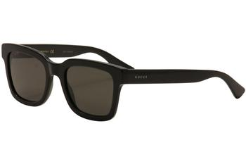 Gucci Men's GG0001S GG/0001/S Fashion Wayfarer Sunglasses