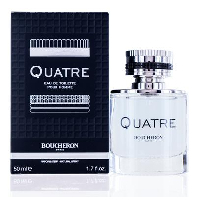 QUATRE/BOUCHERON EDT SPRAY 1.7 OZ (50 ML) (M) UPC: