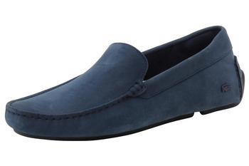 Lacoste Men's Piloter 316 1 Leather Loafers Shoes  UPC: