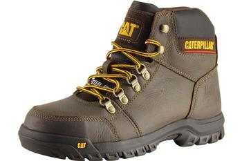 Caterpillar Men's Outline ST Slip Resistant Steel Toe Work Boots Shoes  UPC: