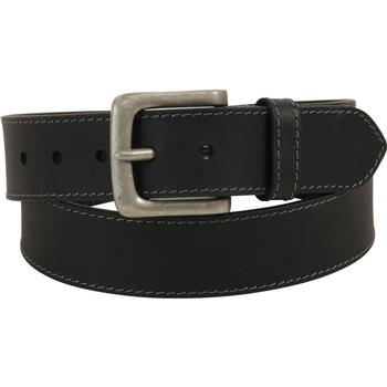 Timberland Men's Genuine Leather Oily Savage Belt