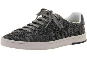 Hugo Boss Men's Rayadv Knit-Look Trainers Sneakers Shoes