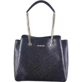 Love Moschino Women's Embossed Logo Handbag
