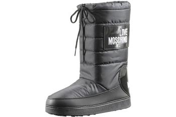 Love Moschino Women's Techno Fabric Boots Shoes