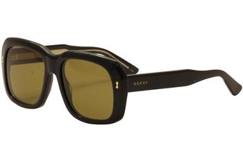 Gucci Women's GG0049S GG/0049/S Fashion Sunglasses  UPC: