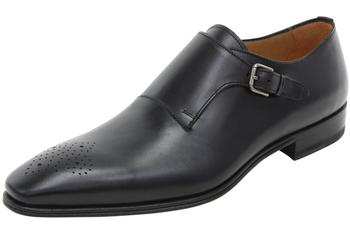 Mezlan Men's Serna Dressy Monk Strap Loafers Shoes