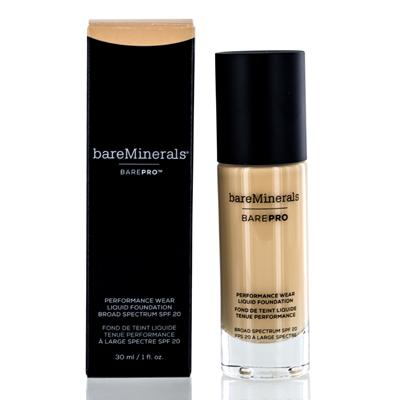 BAREMINERALS/BAREPRO PERFORMANCE WEAR FOUNDATION LIQUID GOLDEN NUDE 1.0 OZ UPC:098132492749