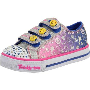 Skechers Little Girl's Twinkle Toes Expressionista Light Up Sneakers Shoes  UPC: