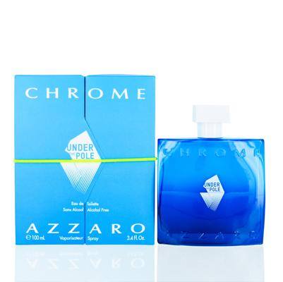 CHROME UNDER THE POLE/AZZARO EDT SPRAY 3.4 OZ (100 ML) (M) UPC: