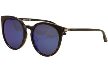 Gucci Men's GG0064SK GG/0064/SK Fashion Sunglasses  UPC: