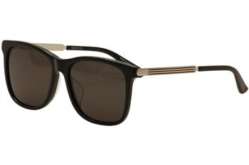 Gucci Men's GG0078SK GG/0078/SK Fashion Sunglasses  UPC: