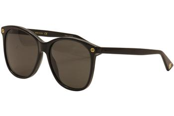 Gucci Women's GG0024S GG/0024/S Fashion Sunglasses  UPC: