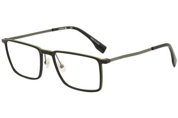 a602e87aea Lacoste Men s Eyeglasses L2814 L 2814 Full Rim Optical Frame