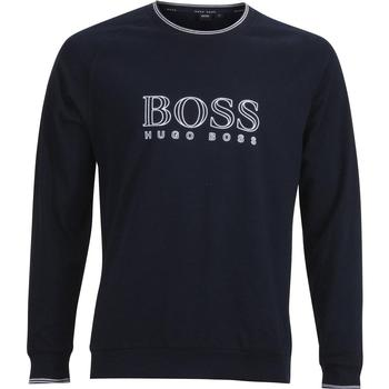 Hugo Boss Men's Crew Neck Logo Long Sleeve Sweatshirt  UPC:
