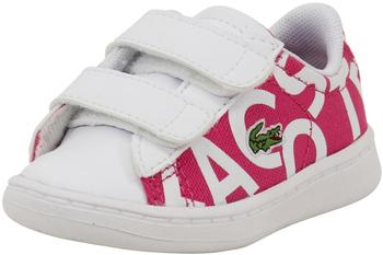 Lacoste Toddler Girl's Carnaby EVO 117 1 Sneakers Shoes  UPC: