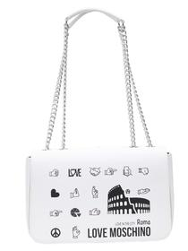 Love Moschino Women's Love In The City - Roma Shoulder Handbag