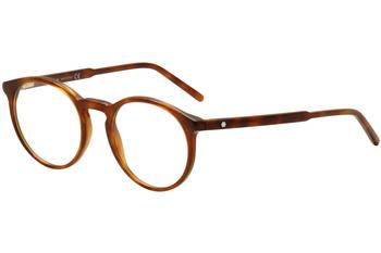 Mont Blanc Men's Eyeglasses MB0554 MB/0554 Full Rim Optical Frame  UPC:
