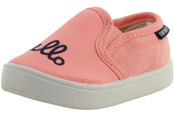 Carter's Toddler/Little Girl's Tween5 Smiley Face Loafers Shoes  UPC: