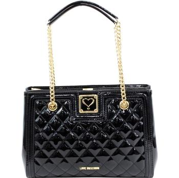 Love Moschino Women's Quilted Top Handle Divided Satchel Handbag  UPC: