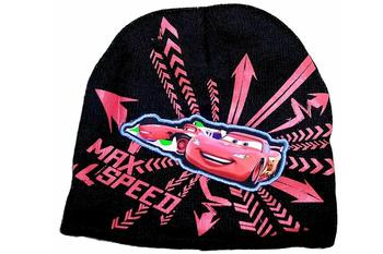 Disney Pixar Cars Max Speed Boy's Hat & Gloves Set Sz. 4-7  UPC: