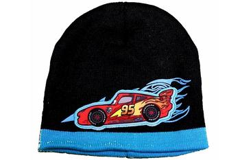 Disney Pixar Cars Lightning Speed Boy's Hat & Gloves Set Sz. 4-7  UPC: