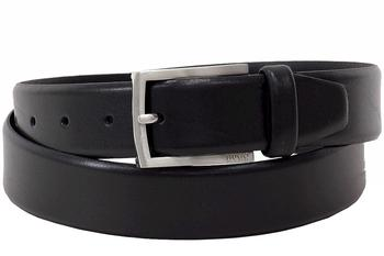 Hugo Boss Men's C-Barney-L Smooth Genuine Leather Belt  UPC: