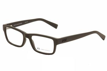 Armani Exchange Men's Eyeglasses AX3023 AX/3023 Full Rim Optical Frame  UPC: