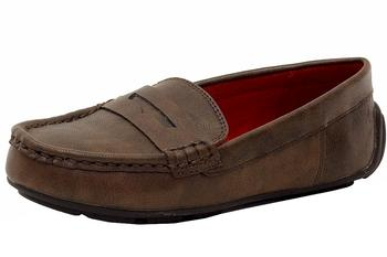 Ben Sherman Boy's Marlow Fashion Slip-On Penny Loafers Shoes  UPC:
