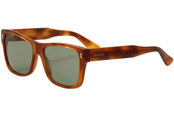 Gucci Women's GG0052S GG/0052/S Fashion Sunglasses
