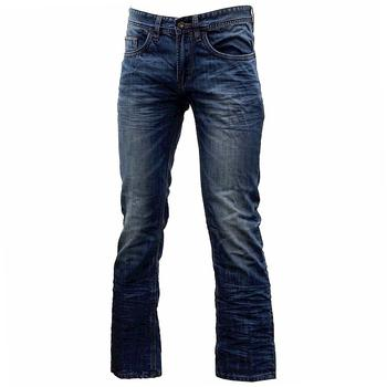 Buffalo Blu Men's Skyler Button Fly Slim Straight Jeans  UPC: