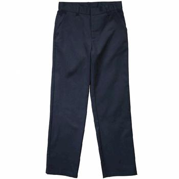 French Toast Boy's Relaxed Fit Twill Uniform Pant