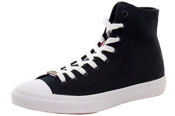 Superdry Men's Trophy Series High Cotton Canvas Fashion Sneakers Shoes  UPC: