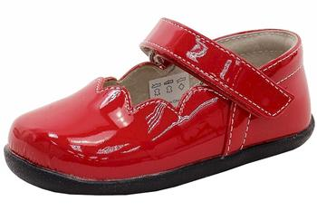 See Kai Run Girl's Savannah Fashion Mary Janes Shoes  UPC:
