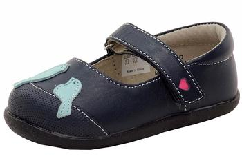 See Kai Run Toddler Girl's Kathryn II Mary Janes Shoes  UPC: