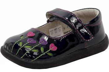See Kai Run Toddler Girl's Tricia Patent Leather Mary Janes Shoes  UPC: