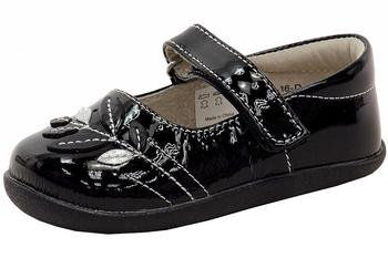 See Kai Run Toddler Girl's Adeline Patent Leather Mary Janes Shoes  UPC: