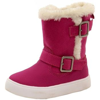 Carter's Toddler/Little Girl's Siberia Fur-Lined Winter Boots Shoes  UPC: