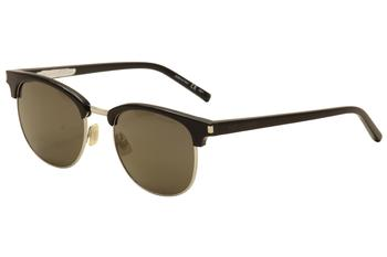 Saint Laurent SL108 SL/108 Aviator Sunglasses  UPC: