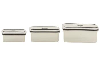 New Fashion 6-Piece Food Container Set  UPC:607192304215