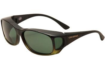 Cocoons Women's ML StyleLine Flex2Fit Polarized Sunglasses  UPC:
