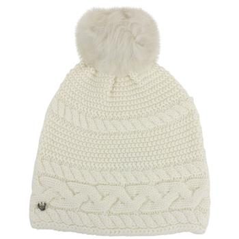 Ugg Women's Cable Oversized Winter Beanie Hat With Pom (One Size)  UPC:
