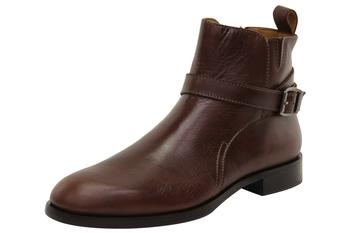 Donald J Pliner Men's Zaccaro-01 Leather Ankle Boots Shoes  UPC: