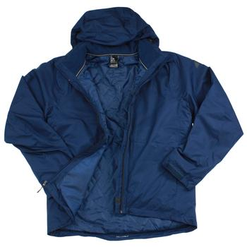Adidas Men's Wandertag Climaproof Insulated Hooded Winter Jacket  UPC: