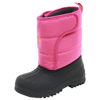 Polo Ralph Lauren Girl's Hamilten II EZ Winter Boots Shoes  UPC: