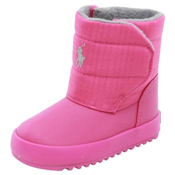 Polo Ralph Lauren Toddler/Little Girl's Gabriel Quilted Winter Boots Shoes  UPC: