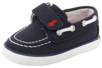 Polo Ralph Lauren Toddler Boy's Sander EZ Sneakers Boat Shoes  UPC: