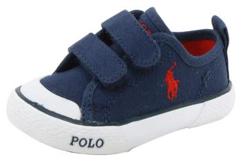 Polo Ralph Lauren Toddler Boy's Carlisle III EZ Sneakers Shoes  UPC: