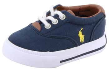 Polo Ralph Lauren Toddler/Little/Big Boy's Vaughn II Sneakers Shoes  UPC: