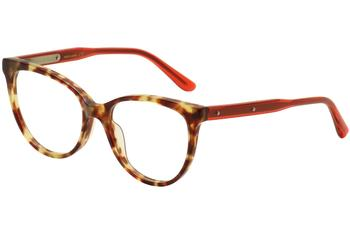 Bottega Veneta Women's Eyeglasses BV0025O BV/0025O Full Rim Optical Frame